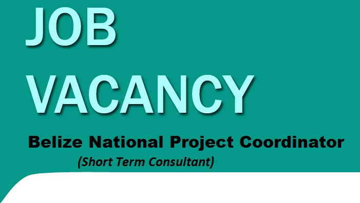 Belize National Project Coordinator