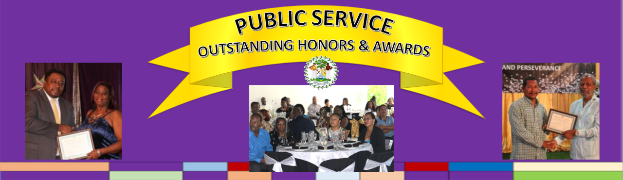 Public Service Day and Awards 2019