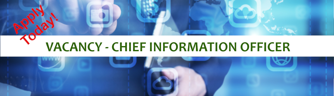 Vacancy - Chief Information Officer (CIO), Central Informati ...