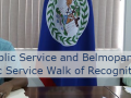 Ministry of Public Service and Belmopan City Council Sign MO ... Image 1