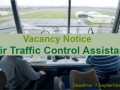 Vacancy - Air Traffic Controll Assistant Image 1